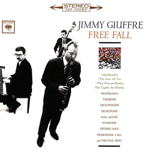 Jimmy Giuffre – Free Fall (1963)