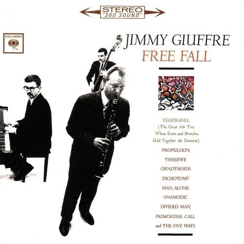 Jimmy Giuffre – Free Fall (1963)