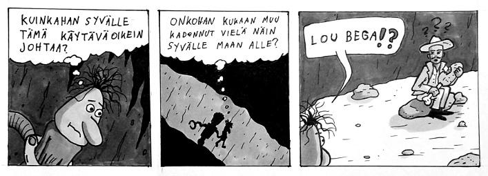 Wilpurin seikkailut 31