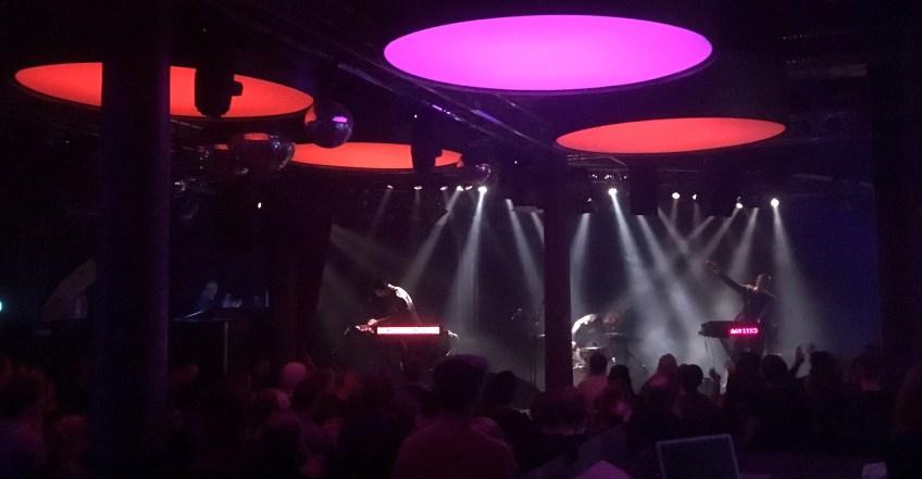 Aavikko ja PK Keränen Tampere Klubi 30.11.2017
