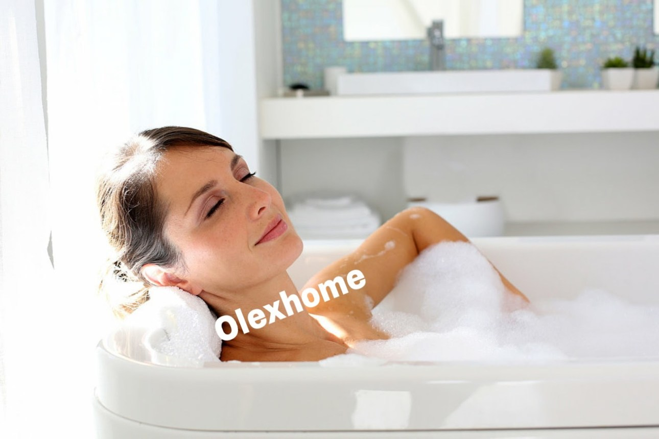 Effect of bathing with hot water in women
