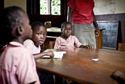 Worst education system in Africa