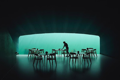 under water restaurants