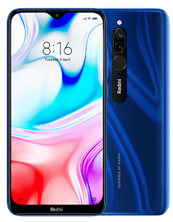 Xiaomi Redmi 8 Specifications and Price