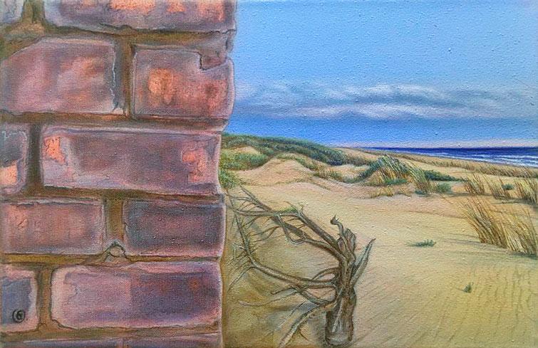 Art  behind the Wall