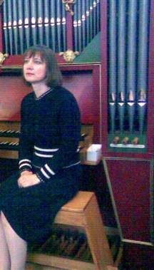 Olga de Kort- Zuiderhout orgel
