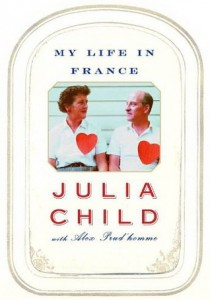 my life in france julia child