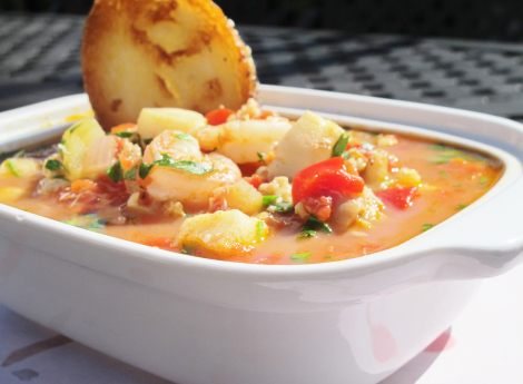 Cioppino Stew