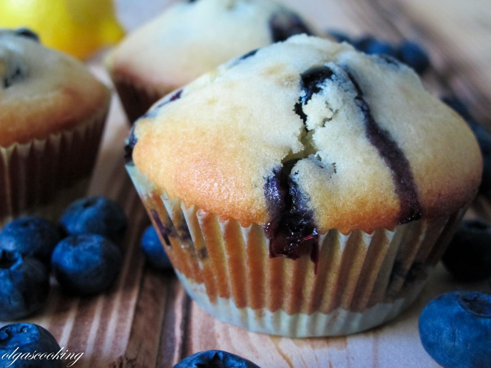 Blueberry Muffin Surprise