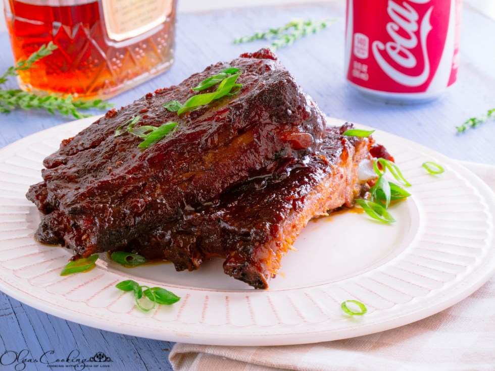 Whiskey Cola BBQ Ribs