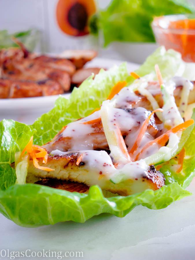 chicken lettuce wraps recipe 4