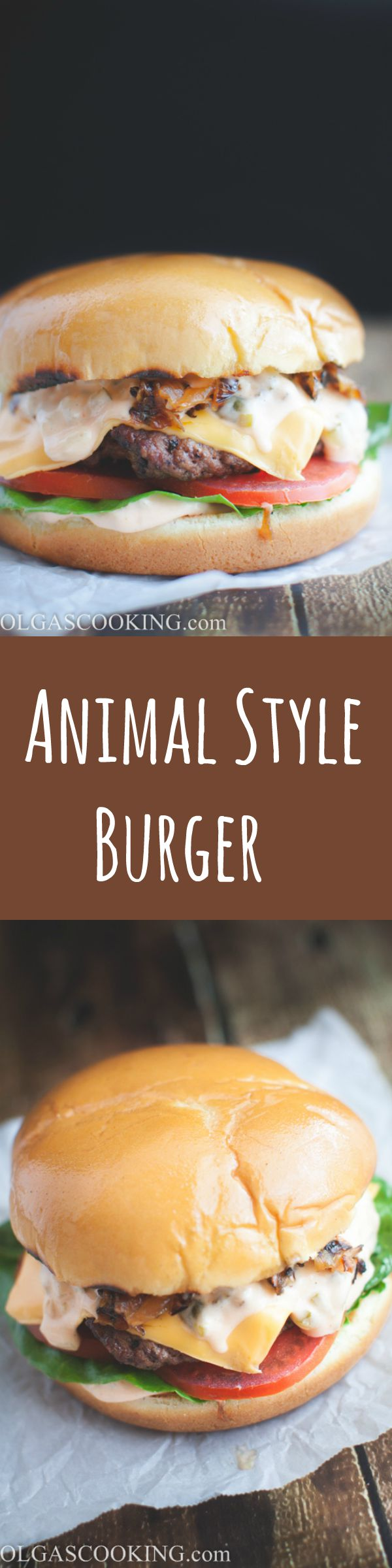 In-N-Out Copy Cat Recipe for Animal Style Burger!!!