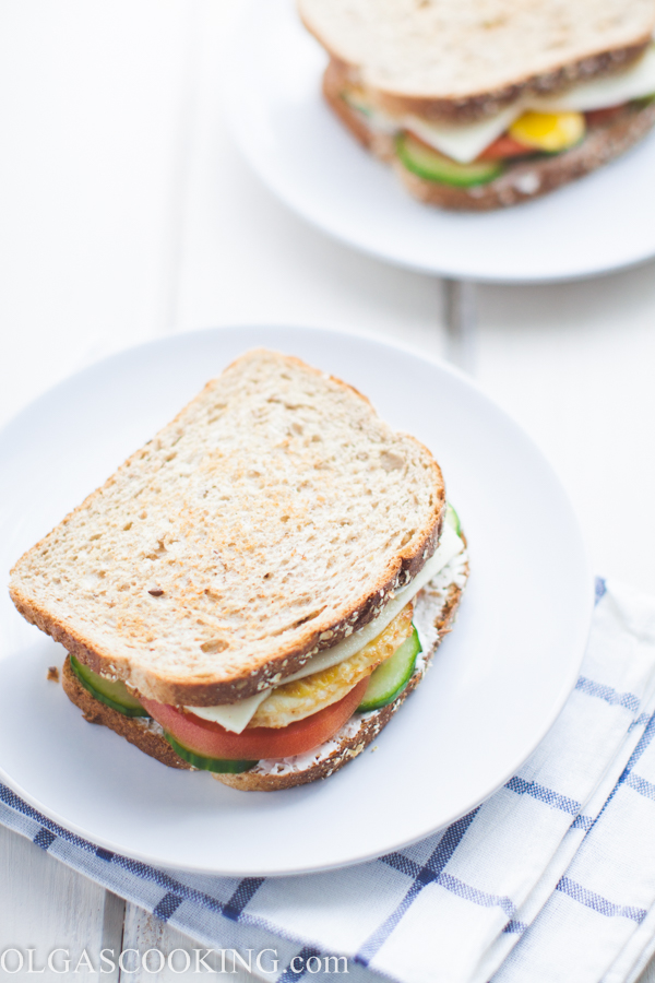 Breakfast Sandwich-1-3