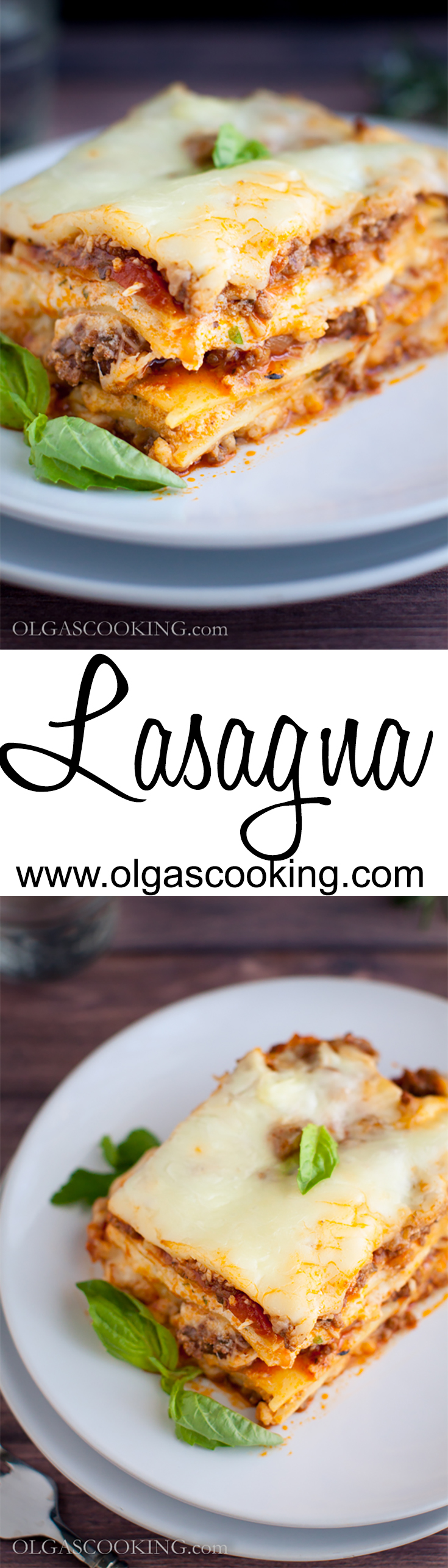 simple and delicious lasagna recipe from scratch