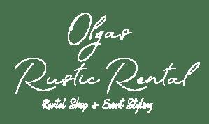 olgas rustic rental logo