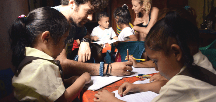 Places to volunteer Nicaragua | Volunteering as teacher | olgatribe.com #volunteering