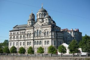 Свято-Иоанновский монастырь в Санкт-Петербурге.