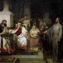 Апостол Петр объясняет догматы верыl
