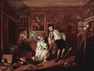 Модный брак.Дуэль и смерть графа