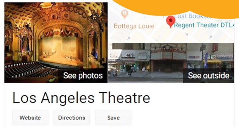 My Play Los-Anjeles theater copy