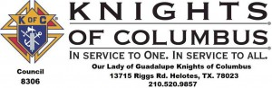 Our Lady of Guadalupe Knights of Columbus Logo
