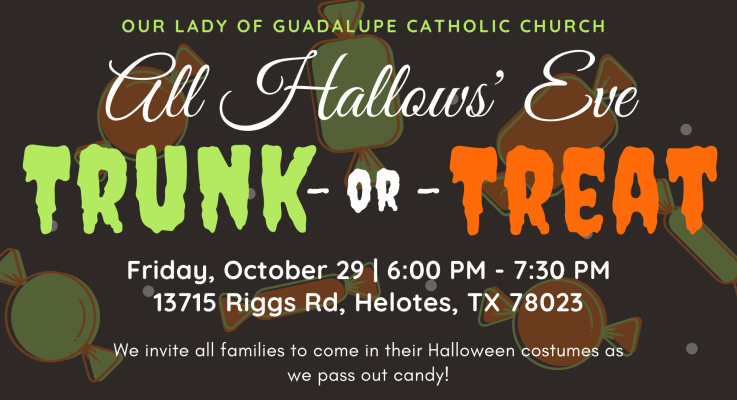 All Hallows' Eve Trunk-or-Treat