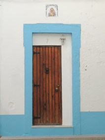 Back streets of Olhao