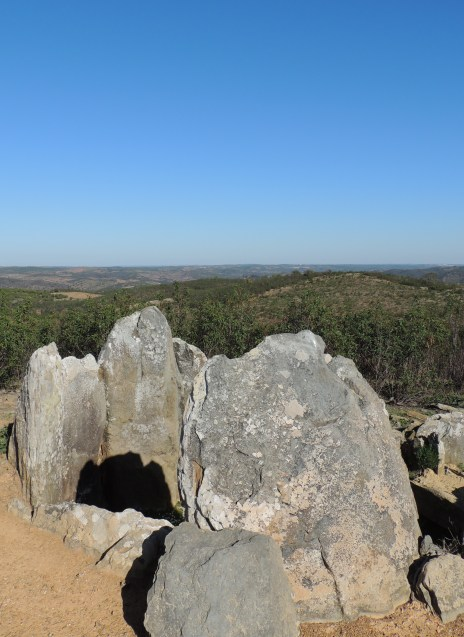 Looking east from Anta da Masmorra