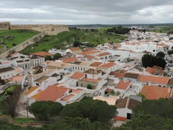 Above Castro Marim