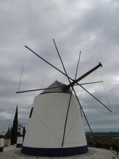 Windmill on Rocha do Zambujal