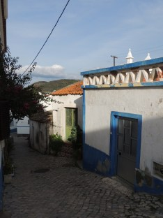 Alcoutim's back streets