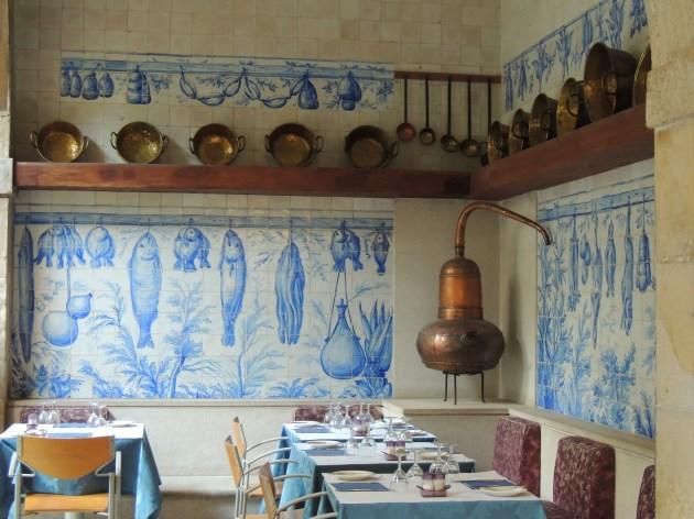 Cafe of Museu Nacional do Azulejo