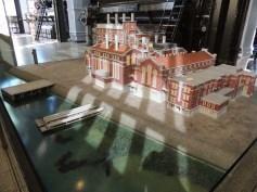 power station model