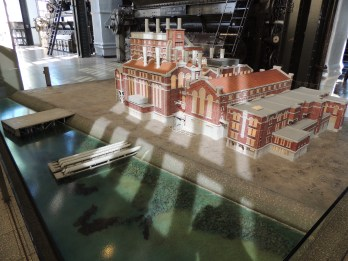 power station model