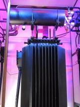 Transformer close up
