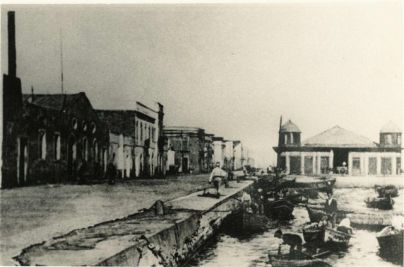 Fish Market 1915