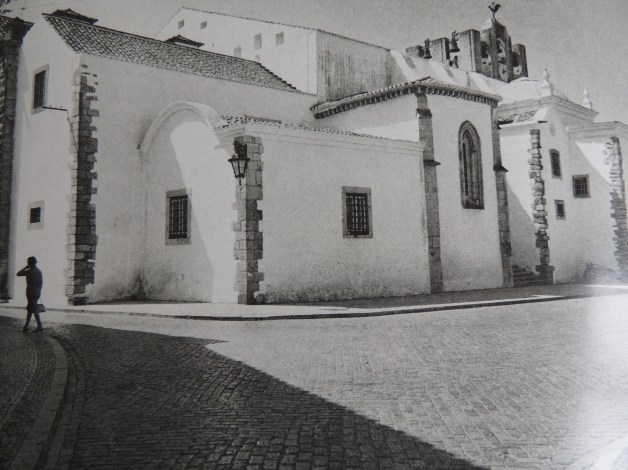 Back of Faro Cathedral