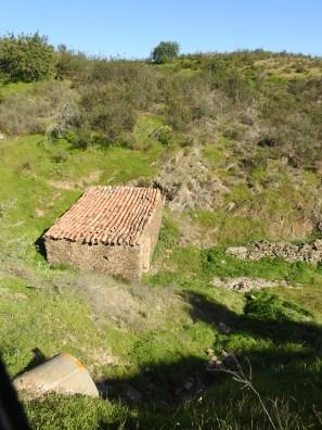 Watermill in Funchosa de Baixa