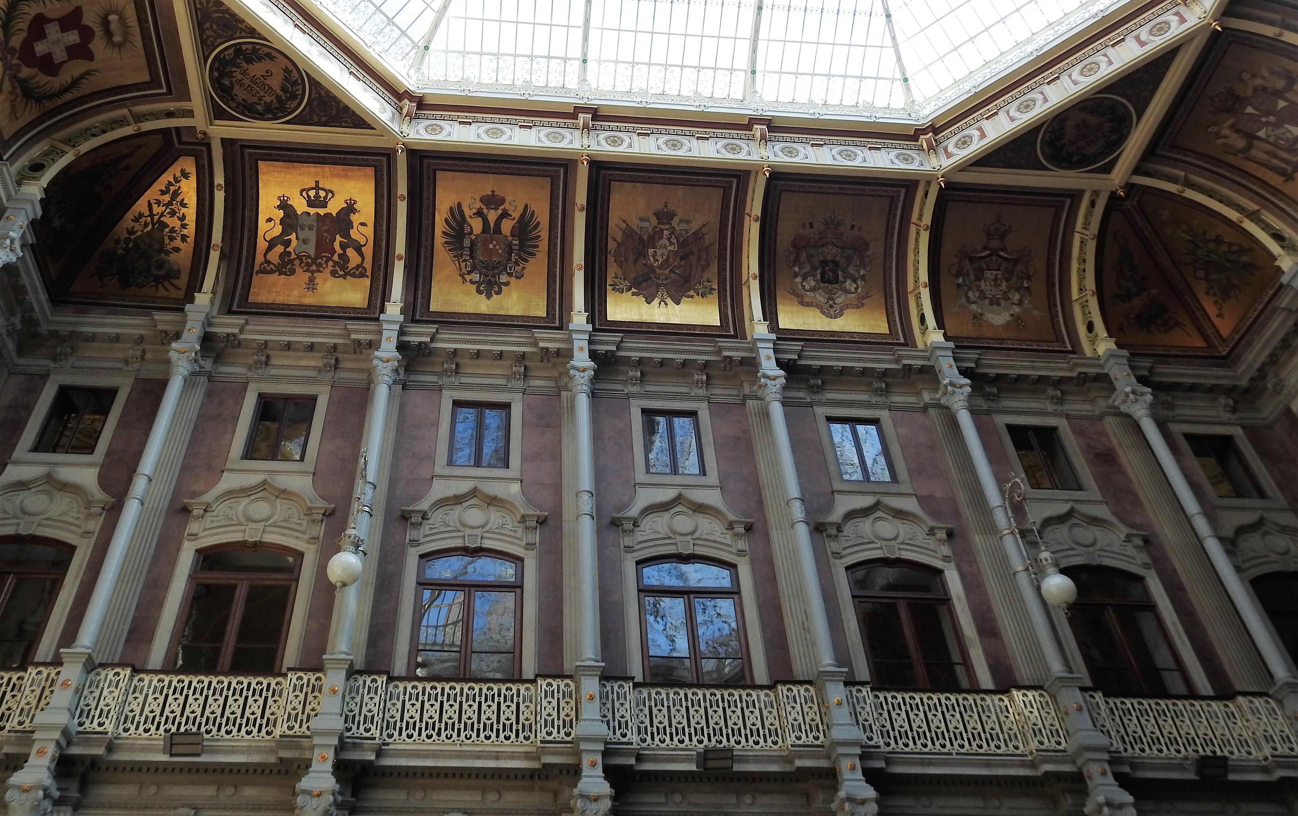 The incredible Palácio da Bolsa