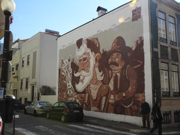 Mural moment