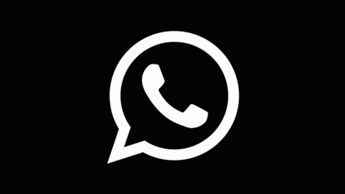 Resultado de imagem para whatsapp black