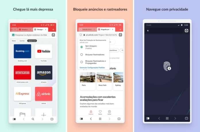 Vivaldi - Android