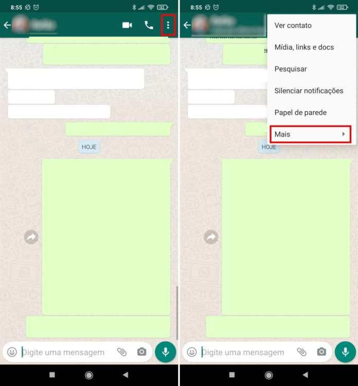 Como migrar conversas do WhatsApp para o Telegram no Android - Passo 2