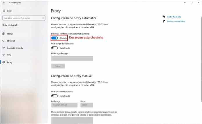 Como corrigir a configuração do Windows 10 que deixa o Edge lento - Passo 3