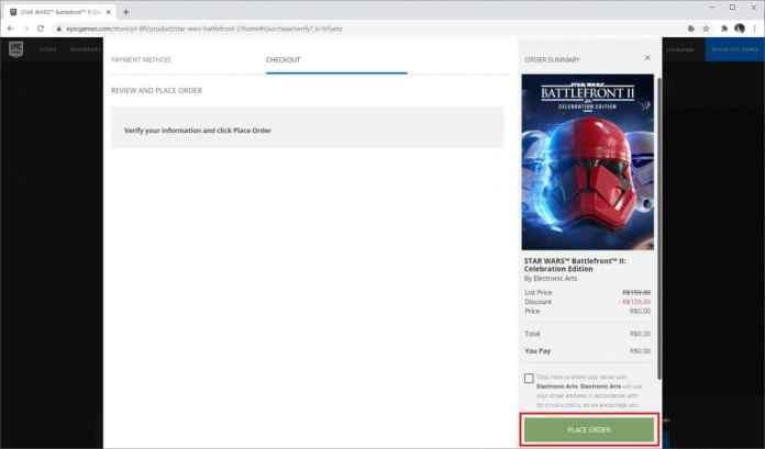 """Como baixar """"Star Wars Battlefront II"""" de graça no PC - Passo 4"""