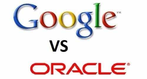 Google versus Oracle