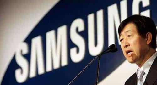 Choi Gee Sung, CEO da Samsung