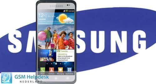Imagens do Samsung Galaxy S3
