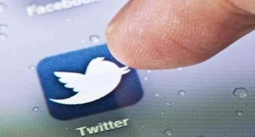 Twitter no iOS