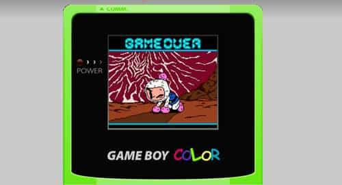 Gameboy - Reprodução